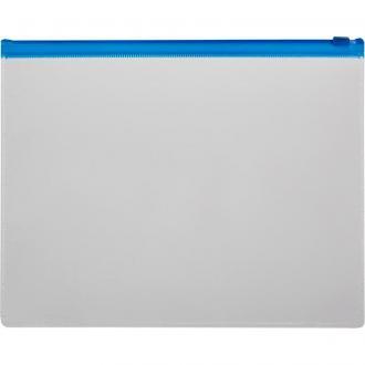Папка-конверт на молнии Attache Economy, А4, 0,16 мм, 3 шт/<wbr>уп - Officedom (1)