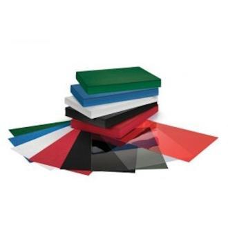 Обложка д/<wbr>перепл. карт. А4, 230гр, 100шт, зеленый - Officedom (1)