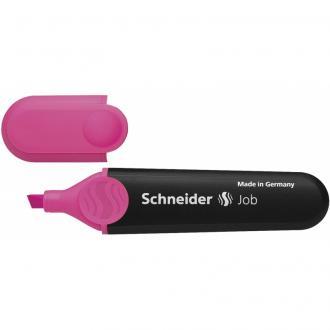 Маркер текстовой JOB 150 скош.након. 1-4,5мм, розовый - Officedom (1)