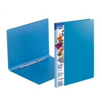 Папка для бумаг с пружинным сшивателем Forofis Clip A, А4, 0,60 мм, ПП, синий - Officedom (1)
