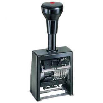 Нумератор автоматический Reiner В6-8, 4,5мм, металлический корпус - Officedom (1)
