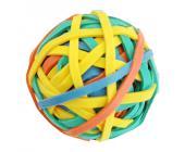 Резинки для денег Centrum в форме шара, d-40 мм (80% латекс), ассорти | OfficeDom.kz