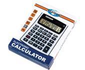 Калькулятор настольный Centrum, 12 разр., 145х110 мм (батарейка LR44+солнечная батарея) | OfficeDom.kz