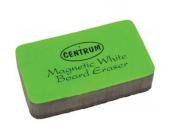 Стиратель для маркерной доски Centrum, 70х40x17мм, цвет корпуса ассорти, магнитный | OfficeDom.kz