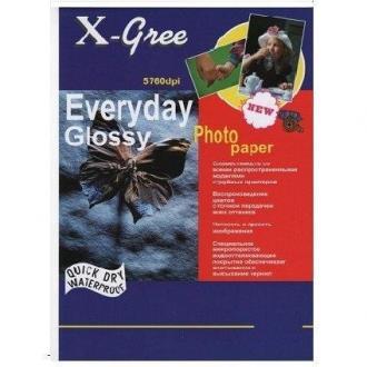 Фотобумага X-GREE EVERYDAY 240 г/<wbr>м2, A4, 50 л., односторон., глянец, для струйных принтеров - Officedom (1)