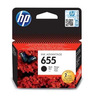 Картридж для струйн. прин. HP DJ IA 3525/<wbr>4615/<wbr>4625/<wbr>5525/<wbr>6525, CZ109AE, №655, черный - Officedom (1)