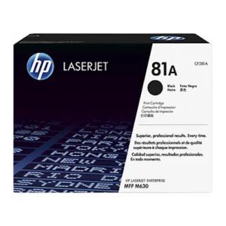 Картридж CF281A 81A для HP Laser Jet М604, М605, М606, M630, черный - Officedom (1)