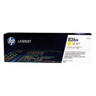Картридж CF312A для HP Color LaserJet M855dn/<wbr>x+/<wbr>xh, желтый - Officedom (1)
