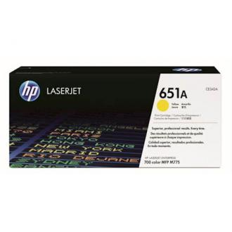 Картридж HP СE342A 651A для LaserJet 700 Color MFP 775, желтый - Officedom (1)