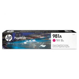 Картридж J3M69A №981A для HP PageWide Enterprise Color 556dn/<wbr>556xh/<wbr>586z/<wbr>586dn/<wbr>586f, пурпурный - Officedom (1)