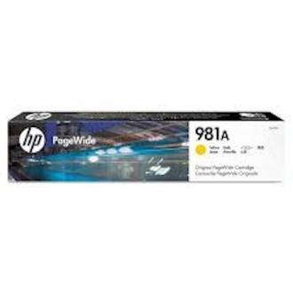 Картридж J3M70A №981A для HP PageWide Enterprise Color 556dn/<wbr>556xh/<wbr>586z/<wbr>586dn/<wbr>586f, желтый - Officedom (1)