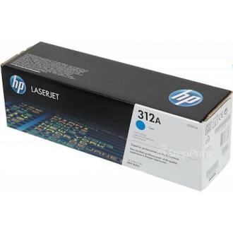 Картридж CF381A 312A для HP Color LaserJet Pro M476, голубой - Officedom (1)
