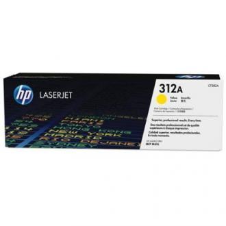 Картридж CF382A 312A для HP Color LaserJet Pro M476, желтый - Officedom (1)