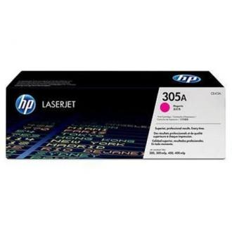 Картридж CE413A 305A для HP LaserJet Pro 300 Color M351/<wbr>MFP M375/<wbr>400 Color M451/<wbr>MFP M475, пурпурный - Officedom (1)