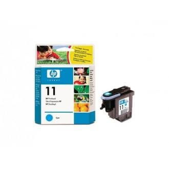 Картридж С4811A №11 для HP DesignJet 500/<wbr>800/<wbr>1000/<wbr>1200d/<wbr>2300/<wbr>2600/<wbr>2800110plus/<wbr>9110/<wbr>cp1700, голубой - Officedom (1)
