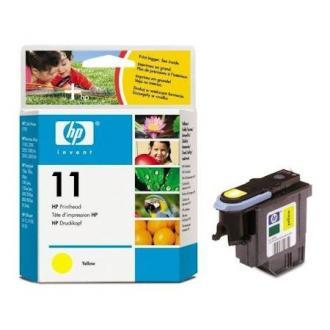 Картридж С4813A №11 для HP DesignJet 500/<wbr>800/<wbr>1000/<wbr>1200d/<wbr>2300/<wbr>2600/<wbr>2800110plus/<wbr>9110/<wbr>cp1700, желтый - Officedom (1)