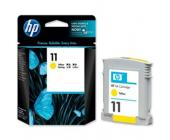 Картридж C4838A №11 для HP Business Inkjet 2200/2250, желтый | OfficeDom.kz