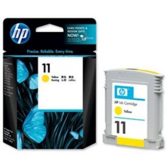 Картридж C4838A №11 для HP Business Inkjet 2200/<wbr>2250, желтый - Officedom (1)
