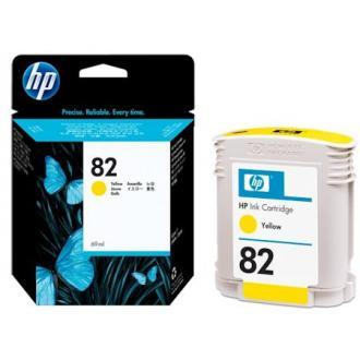 Картридж для DesignJet 510 HP №82 (CH568A), желтый - Officedom (1)