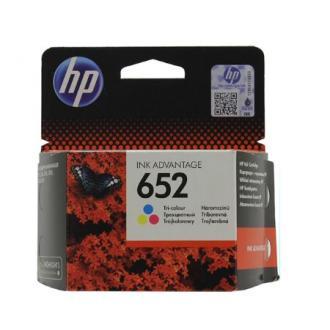 Картридж F6V24AE №652 для HP DeskJet IA 1115/<wbr>2135/<wbr>3635/<wbr>3835/<wbr>4535/<wbr>4675, трехцветный - Officedom (1)