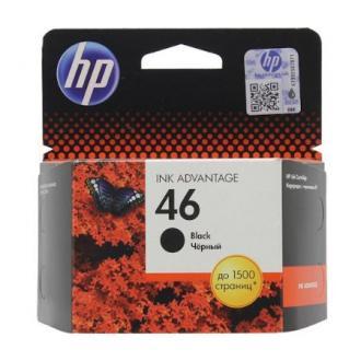 Картридж CZ637AE BFW № 46 для HP DJ Advantage Ultra 2529/<wbr>4729/<wbr>2029/<wbr>2020hc/<wbr>2520hc, черный - Officedom (1)