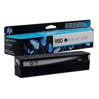 Картридж D8J10A №980 для HP OfficeJet Enterprise Color X555/<wbr>X585, черный - Officedom (1)