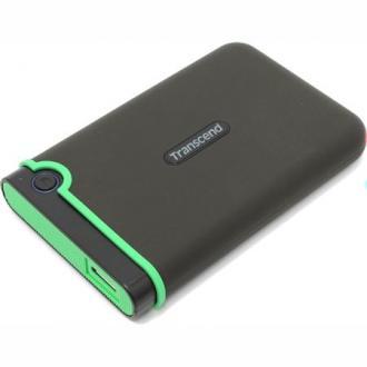 "Портативный USB-HDD диск Transcend 2,5"" 500 Гб (TS500GSJ25M3) - Officedom (1)"