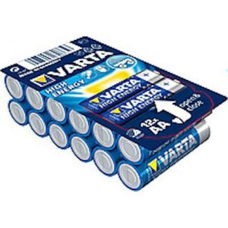 Батарейки Varta Longlife BIG BOX AAA/<wbr>LR3, 12 шт/<wbr>уп - Officedom (1)