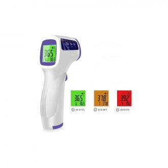 Термометр инфракрасный бесконтактный XHK-001, 2хAAА (батарейки в комплект не входят) - Officedom (1)