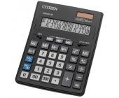 Калькулятор настольный Citizen Business Line CDB1601BK 16-разрядный 205x155x35мм, чёрный | OfficeDom.kz