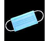 Маска одноразовая, 3-сл, 50 шт/уп | OfficeDom.kz