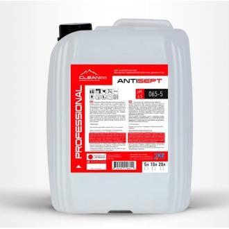 Средство антисептическое многоцелевое ANTISEPT sanitayser, канистра, 5 л - Officedom (1)