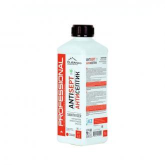 Средство антисептическое многоцелевое ANTISEPT sanitayser, без дозатора, 1 л - Officedom (1)