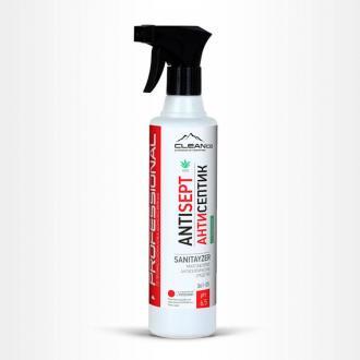 Средство антисептическое многоцелевое ANTISEPT sanitayser, с дозатором, 500 мл - Officedom (1)