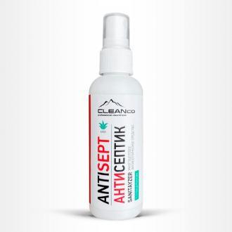 Средство антисептическое многоцелевое ANTISEPT sanitayser, спрей, 80 мл - Officedom (1)