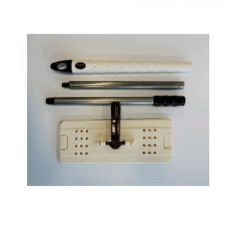 Набор для уборки швабра с ведром, с отжимом, Maxi, 12 л, Linex - Officedom (3)