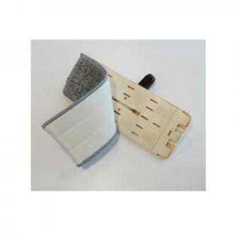 Набор для уборки швабра с ведром, с отжимом, Maxi, 12 л, Linex - Officedom (2)
