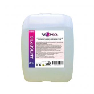Жидкость для рук - кожный антисептик Voka, канистра, 5 л - Officedom (1)