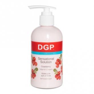 """Крем для рук и тела витаминный """"Sensational Solution"""", 260мл, DGP - Officedom (1)"""