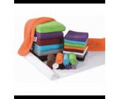 Полотенце махровое, 50x90см, белое, Beautyfor | OfficeDom.kz