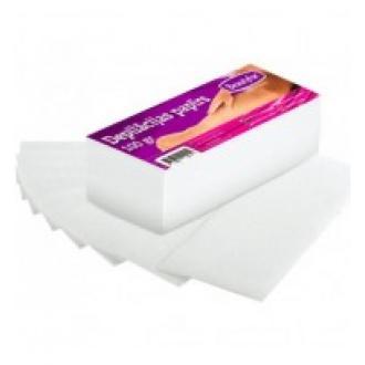 Бумага для депиляции в полосках, 7х20 см,100гр, 100 шт/<wbr>уп, Beautyfor - Officedom (1)