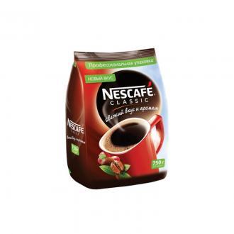 Кофе Nescafe Classic 750 г, вакуумная упаковка - Officedom (1)