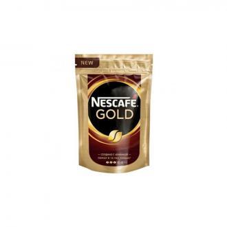 Кофе Nescafe Gold, 40 г, вакуумная упаковка - Officedom (1)