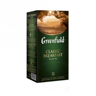 Чай черный Gf Classic Breakfast индийский, 25х2г - Officedom (1)