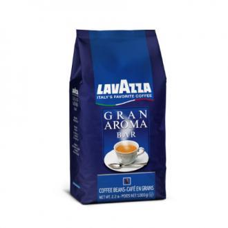 Кофе в зернах Lavazza Gran Aroma Bar, 1 кг. - Officedom (1)