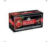 Чай черный Beta Tea Strawberry, Клубника, 25 х 2 г, пакетированный   OfficeDom.kz