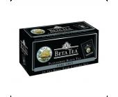 Чай черный Beta Tea Earl Grey, Цейлонский, листовой, с бергамотом, 25 х 2 г, пакетированный   OfficeDom.kz
