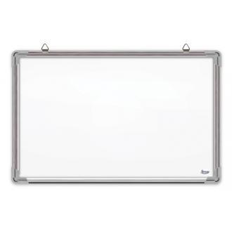 Доска настенная магнитно-маркер. 100 х 150 см, белая (уценка) - Officedom (1)