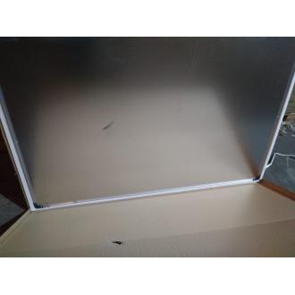 Доска настенная магнитно-маркер. 100 х 150 см, белая (уценка) - Officedom (2)