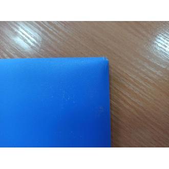 Папка-бокс для бумаг на эластичных резинках Centrum, А4, 0,60 мм, ПП, голубой (уценка) - Officedom (3)